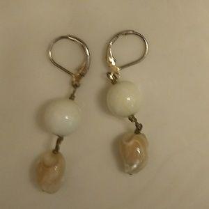 5 for $25 sale Beaded lever back hook earrings